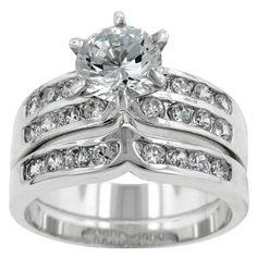 Sculptured, formal Engagement Sets-GORGEOUS!!