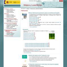 Enlaces a la revista Mosaico. Para la promoción y apoyo a la enseñanza del español, snapped on Snapito!