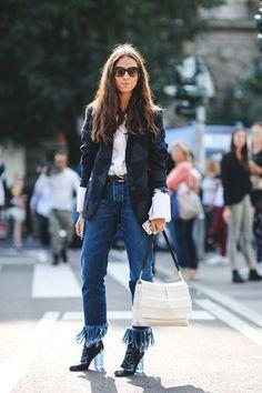 最新流行趨勢:袖子加長版的襯衣