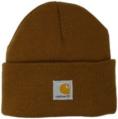 Carhartt Little Boys' Acrylic Watch Hat,Carhartt Brown,Toddler Carhartt, Lumberjack Costume, Boys Beanie, Baby Kids, Baby Boy, Warm Winter Hats, Thing 1, Cute Hats, Online Fashion Stores