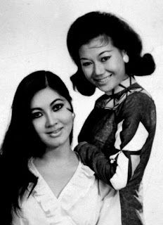 Tham Thuy Hang and Kim Cuong, the Queens of Saigon Cinema Prior to 1975