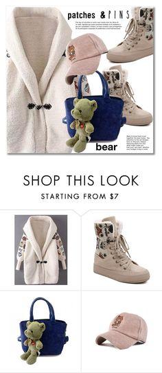 Patch & Bear by svijetlana on Polyvore featuring moda