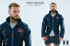 #twobearsbrand #clothsmen #bear #sportwear #pride #twobears #bearwear #tanktop #tshirt #fetish Motorcycle Jacket, Bomber Jacket, Bear Graphic, Sport Wear, Bears, Pride, Tank Tops, How To Wear, T Shirt