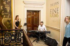 Chez Taylor-Francis #events #entertainment #sax #saxophone #piano #saxophonist #pianist