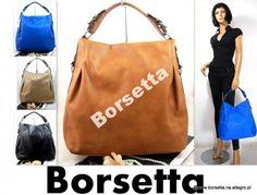 TOREBKA damska 5kolorów brąz black blue worek cc78 #torebka # torebka damska