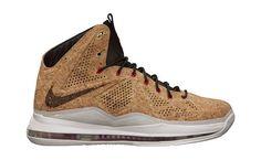 """47217211977b Nike Lebron 10 """"Cork"""" Cheap Jordans"""