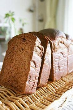 Chocolate sandwich bread