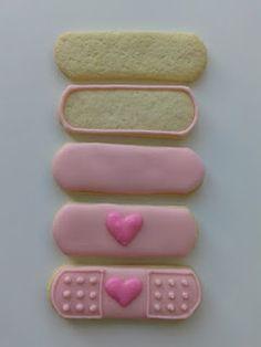 keksi-cookies.blogspot.com: easy Doc McStuffins cookies / Dotty cookies
