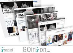 Uno dei nostri migliori lavori è svolto per i canali Facebook, Twitter, Google+ e LinkedIn di Alba For Fashion, brand che realizza corsetti artigianali per l'altamoda. Vi piace? https://twitter.com/albaforfashion