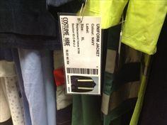 Costume Hire, Costumes, Sweatpants, Jackets, Color, Down Jackets, Dress Up Clothes, Fancy Dress, Colour