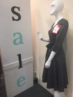 Sale on now at misstimaru.co.nz H&r London, Sale On, Swing Dress, Dresses For Work, Retro, Fashion, Moda, Fashion Styles, Fashion Illustrations