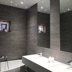 """""""Alltid deilig å komme inn hit!✨#ukestema @interiorbonanza  #myhome #bathroom #bathroominspiration #baderom #design #moderndesign #inspire_me_home_decor…"""""""