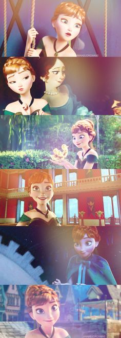 Beautiful Princess Anna...I can't wait for this movie to come out on DVD.