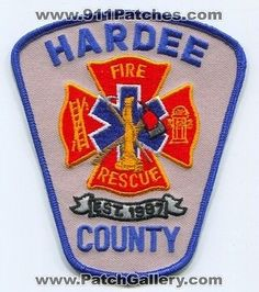 Hardee-County-Fire-Rescue-Department-Patch-Florida