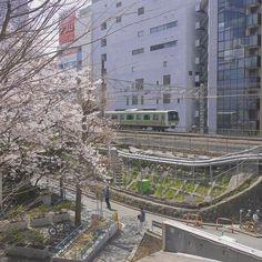 JR Yamanote Line (山手線) outside of #shibuya Station (渋谷駅) #tokyo (東京) #japan (日本) - #gf_japan #ig_japan #ig_japanese #ig_japanese #igersjapan #instagramjapan #icu_japan #ig_asia #loves_nippon #wow_nihon #wu_japan #ig_nippon #ig_nihon #jp_gallery #cooljapan #japanfocus #bestjapanpics #ptk_japan #japan_daytime_view #lovers_nippon #visitjpn #japanawaits #daily_photo_jpn #photo_jpn #japanmagazine #japanigram #tokyo_bigcity
