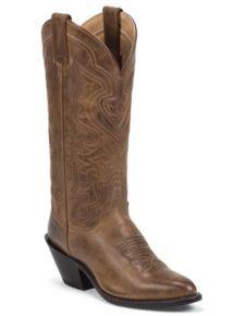 Women's Justin Boots - Sheplers
