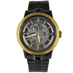 Kenneth Cole Automatic Skeleton Dial Mens Watch KC9177