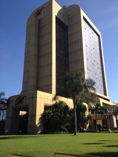 Rainbow Towers Hotel, Harare Zimbabwe. Largest Hotel in The city