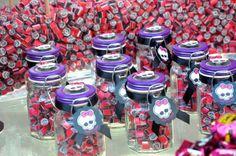 Encontrando Ideias: Festa Monster High!!