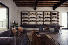 Masterplan Architecture, Architecture Design, Interior Work, Interior Design Studio, Hotel Grecia, Living Room Modern, Living Room Decor, Dining Room, Casa Cook