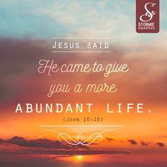 REDE MISSIONÁRIA: ABUNDANT LIFE