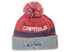 2bd09c05b82 Washington Capitals. Sandi Steinberg · The Caps · Men s Washington Capitals   47 Navy Calgary Cuffed Knit Hat Hockey ...
