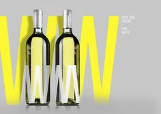 Packaging WitheWine Penedès | marindsgn | Flickr - Photo Sharing!