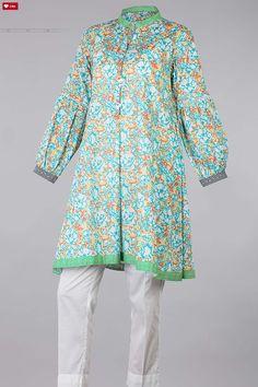 Tarzz Waterfall Winter Pret 2017 Pret Whatsapp: 00923452355358 Website: www. Pakistani Fashion Casual, Pakistani Dresses Casual, Pakistani Dress Design, Casual Dresses, Casual Outfits, Simple Dresses, Casual Wear, Fashion Dress Up Games, Fashion Wear