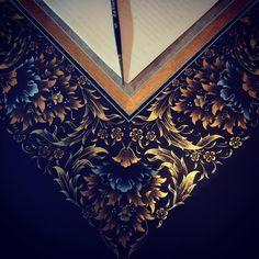 #artwork #mywork #design #tezhip #dilarayarci #2014 ✨👩🏻🎨