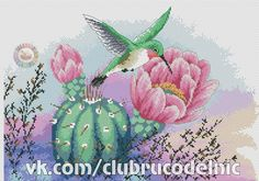 VK is the largest European social network with more than 100 million active users. Cross Stitch Bird, Cross Stitch Animals, Cross Stitch Flowers, Cross Stitch Designs, Cross Stitching, Cross Stitch Embroidery, Embroidery Patterns, Cross Stitch Patterns, Crochet Patterns