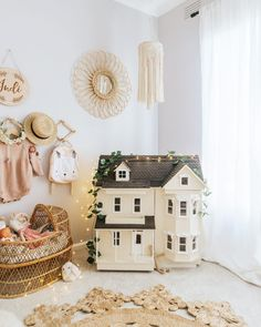 🌟Tante S!fr@ loves this📌🌟Home Tour: A Children's Bohemian Wonderland