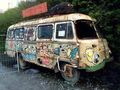 #Graffiti #Bus #Art #Location #Cologne #Events #Party #OpenAir...