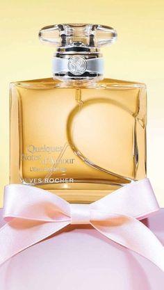 QUELQUES NOTES D'AMOUR Eau de Parfum YVES ROCHER