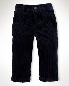 Corduroy Suffield Pant - Infant Boys Pants & Shorts - RalphLauren.com $45
