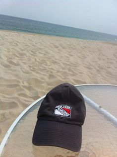 Twitter fan @Jessica LaPorte brought a very important beach accessory with her this summer. #IsItOctoberYet