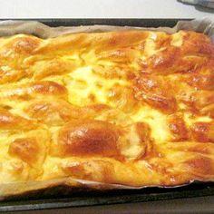 Plăcintă cu brânză dulce de casă! Rețetă de plăcintă cu brânză