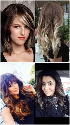 20 Best Summer Hair Color With Highlights