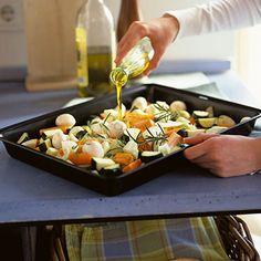 Ofengemüse Rezept   Küchengötter