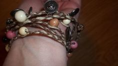Bohemian Wrap Beaded Bracelet by trevor4995 on Etsy, $11.99