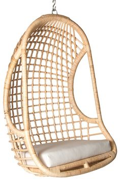 Clyde Hanging Chair, Natural