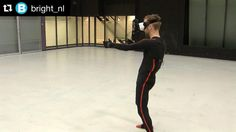 An awesome Virtual Reality pic! Dit #VR-pak gaat een stap verder dan alleen #virtualreality met een bril. Ik heb het pak getest. Je ziet 't in #BrightTV op #RTLZ maandag 21:30 #VRsuit #VR #tech #technology #wearable #immersive #immersion #games #game #cool #Bright by merijndoggen check us out: http://bit.ly/1KyLetq