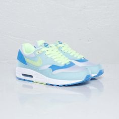 Air Max 1 Julep, seriously get on my body NOW.