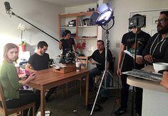 Este filme se encuentra en campaña de fundraising en la página Indiegogo; el objetivo de sus realizadores es finalizar el