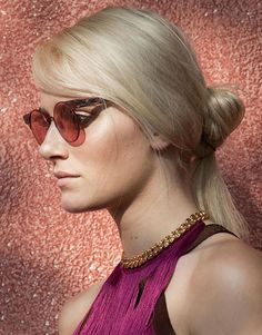 Again, to try    Spring 2012 Hair Trends– Best Hair Trends for Spring 2012 - Harper's BAZAAR