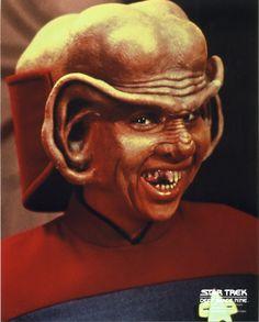 Nog ( Aron Einsenberg ) Star Trek Deep Space Nine