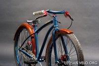 nice handmade bike