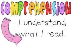 Key Stage 2 Comprehension