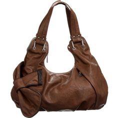 """Purse Boutique: Brown Vitalio Vera Large """"Rocio"""" Hobo Handbags, Purses"""