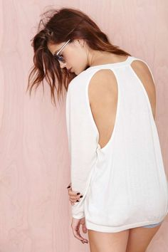 Nasty Gal Make the Cut Sweater | Shop What's New at Nasty Gal