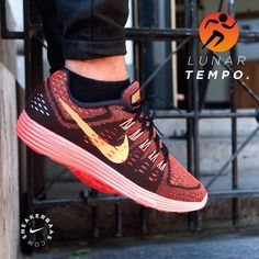 #nike #lunartempo #sneakerbaas #baasbovenbaas  Nike Lunar Tempo- The Nike LunarTempo are perfect for sport activities. The sneakers are made out of textile and that makes them super comfortable  Now online available | Priced at 119.99 EU | Men Sizes 39 - 47.5 EU